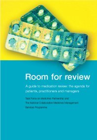 Room for Review front cover